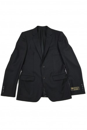 NARROW LAPEL TAILORED JKT (LORO PIANA)