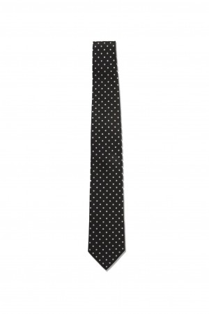 DOTS  NECKTIE(WIDE)