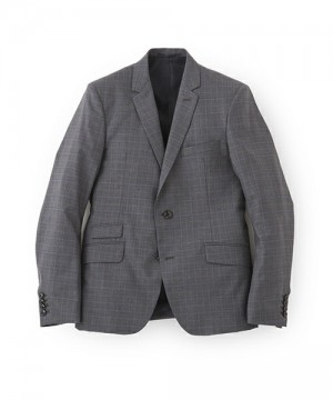 Advanced Check Suit Jacket