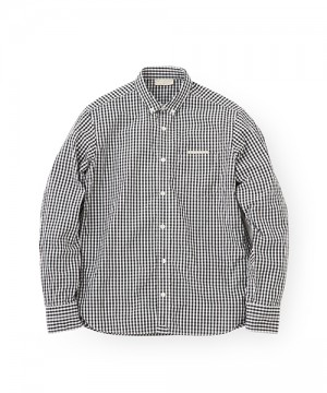 Standard Gingham Check B.D. Shirt