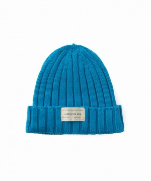 Daily Cotton Rib Knit Cap