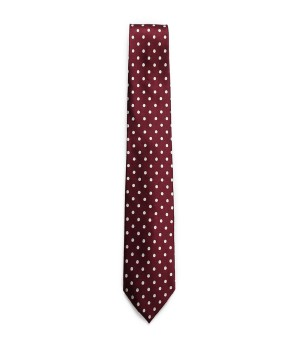 BIG DOTS NECKTIE