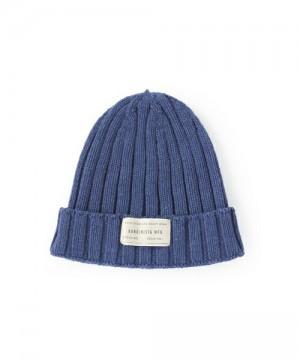 Daily Cotton Rib Knit Cap