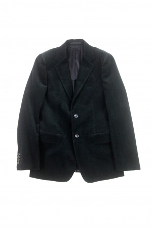 SINGLE BREASTED CORDUROY JACKET
