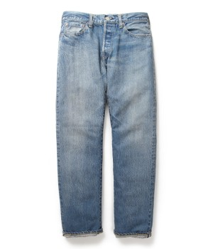 VINTAGE WASHED REGULAR FIT JEANS