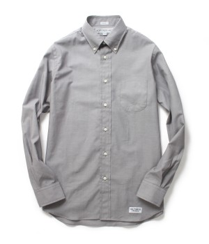 WACKO MARIA × INDIVIDUALIZED STANDARD FIT B.D SHIRT ( TYPE-2 )