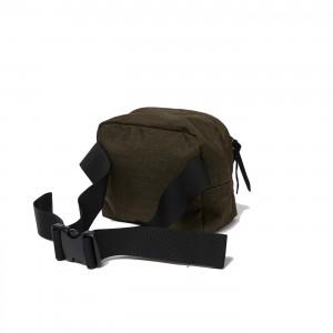 "CELSPUN® Nylon ""BALMAT"" Waist Bag  by ARAITENT"