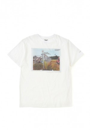 PHOTO TEE/FENCE(Shingo Wakagi)