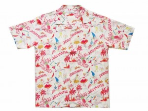 "S/S HAWAIIAN SHIRTS""HEAVEN"""