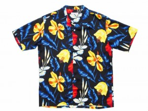 "S/S HAWAIIAN SHIRTS""MONTANA"""
