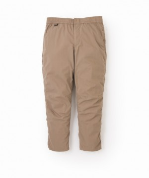 Packable Ankle Cut Stretch Pants