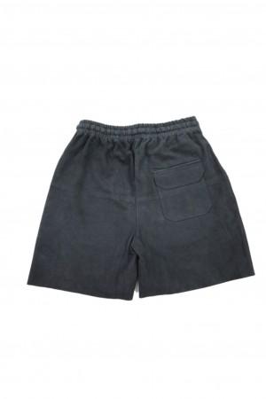 Suede Short Pants