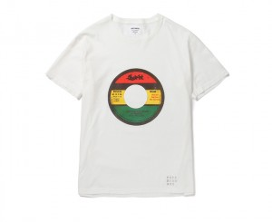 LEE PERRY CREW NECK T-SHIRT ( TYPE-9 )