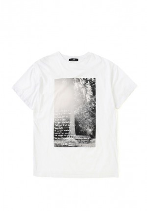SEATTLE PHOTOGRAPH PRINT TEE
