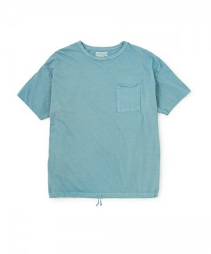Overdyed Vintage Easy Fit Pocket Tee