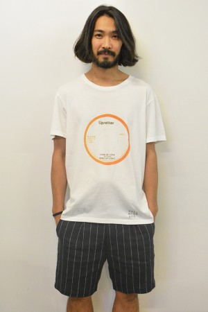 LEE PERRY CREW NECK T-SHIRT ( TYPE-11 )