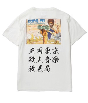 LEE PERRY CREW NECK T-SHIRT ( TYPE-15 )