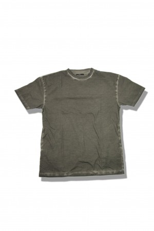 COLDDYE SIDE POCKET TEE
