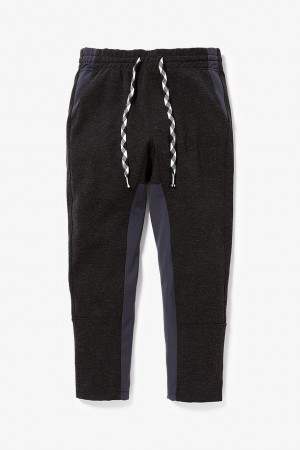 TAPERD LEG TRACK PANTS