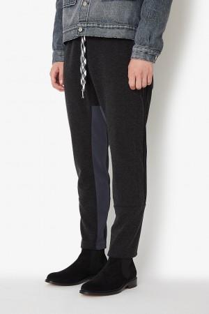 TAPERD LEG TRACK PANTS