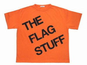 "S/S BIG Tee""THE F-LAGSTUF-F"