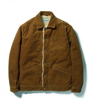 CORDUROY BOA JACKET(TYPE-1)