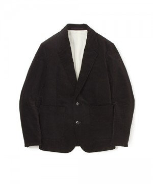 Velveteen Stretch Jacket