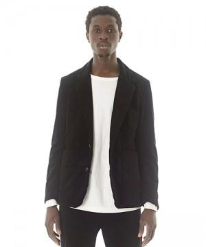 Velveteen Stretch Jacket