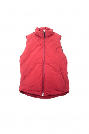 Usual Down Vest(RED for OVERFLOW)