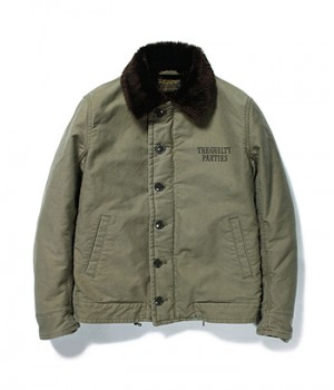 DECK JACKET(TYPE-1)