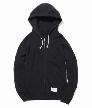 FULL ZIP HOODED SWEAT SHIRT ( TYPE-4 )