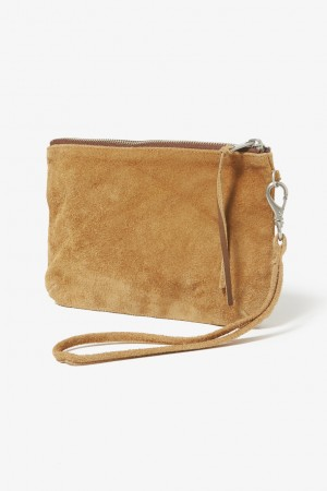 Cow Leather Pouch