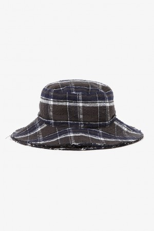 PLAID GROWN UP HAT