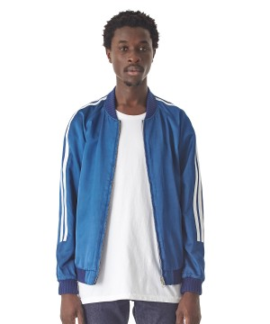 Rayon Riversible Track Jacket