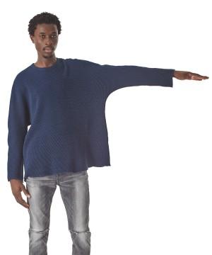 Easy Fit Thermal Dolman Sleeve Top