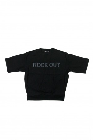 Denim Rockout Sweat