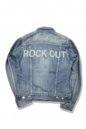 Denim Rockout GJKT U