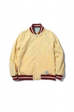REVERSIBLE SKA JACKET -B- ( TYPE-4 )