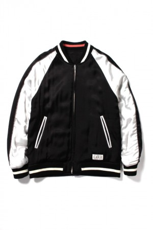 REVERSIBLE SKA JACKET -A-( TYPE-3 )