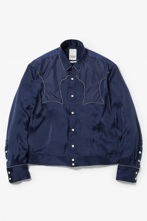 SATIN RODEO SHIRT
