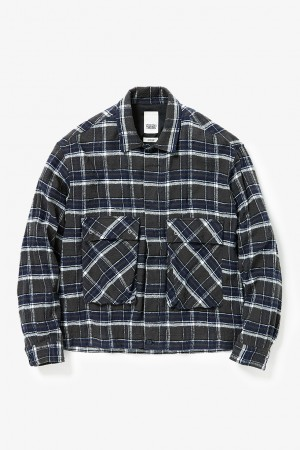 PLAID 925 SHIRT