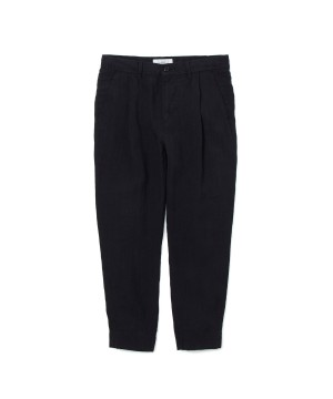 Linen Easy Tuck Pants – Ankle Cut