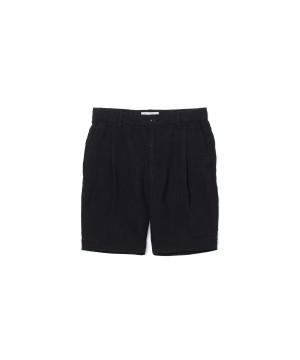 Linen Tuck Short Pants