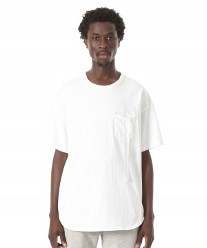 Easy Fit Tape Pocket Tee