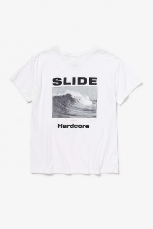SLIDE S/S TEE