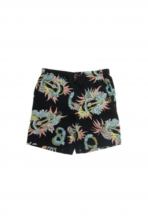 """JAMAICA FLOWER"" HAWAIIAN SHORTS"