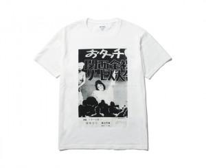 森山大道 × WACKO MARIA STANDARD CREW NECK T-SHIRT ( TYPE-14)