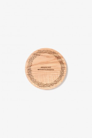 WOOD LID (FOR CUP&MUG)