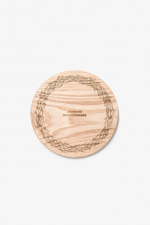WOOD LID (FOR BOWL)