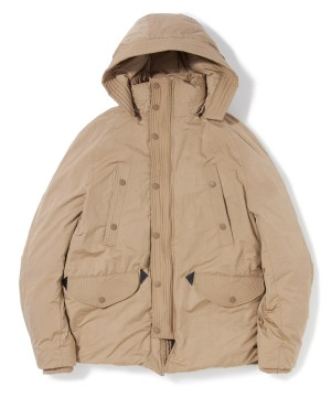 Modernize Water-repellent Down Jacket